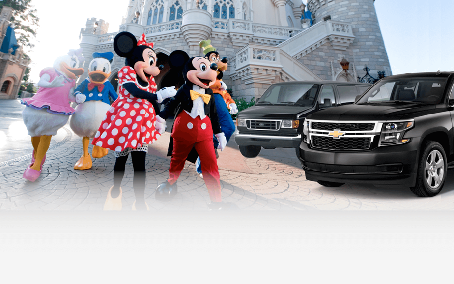 Transportation service to Disney World
