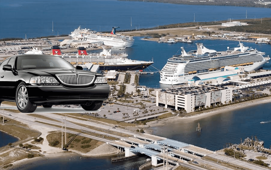 Port Canaveral Transportation Service, Orlando to Port Canaveral Transportation.