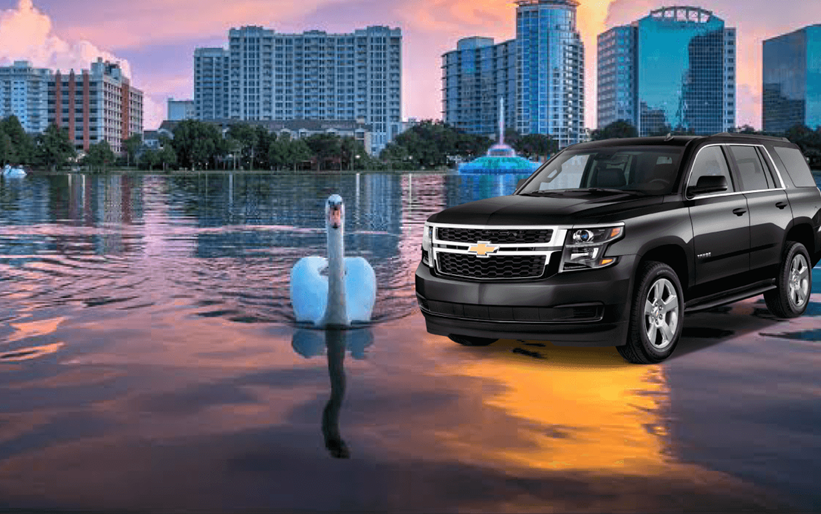 Orlando Airport car service, Sanford Airport Transportation, Port Canaveral Transportation